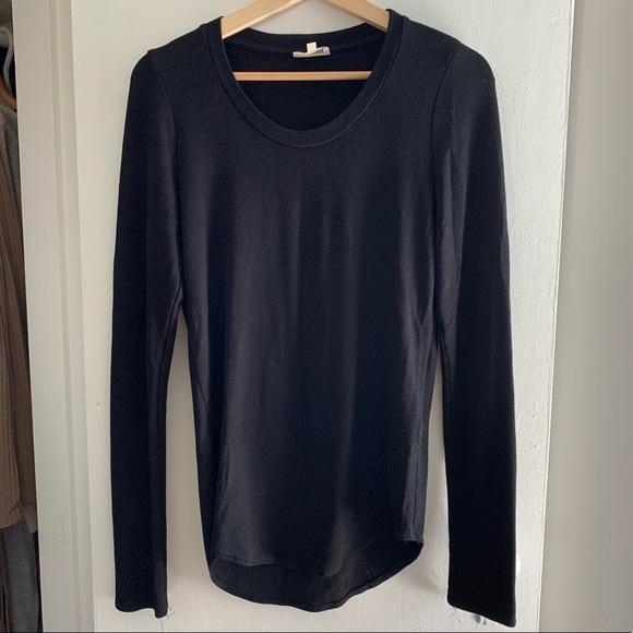 Wilfred - Black Long Sleeve